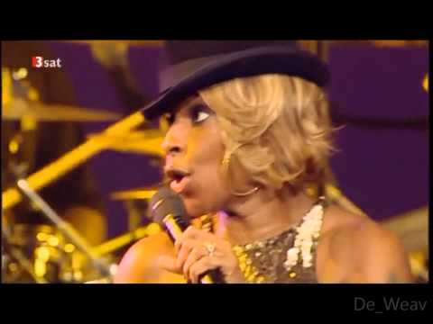 Mary J. Blige live at AVO Sessions Part 1