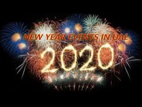 dubai event 2020   new year 2020 fireworks in dubai 2020 dubai new year celebration locations 2020