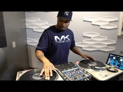DJ Scratch Shows His Skills and Speaks on Life as a DJ