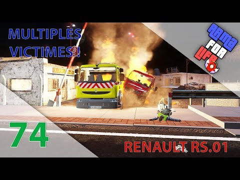 [Arma 3 Life] ERI | Episode n°74 : Renault RS.01 Interceptor + Multiples victimes