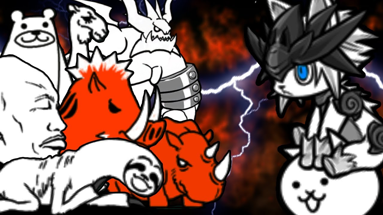 Download How Far Can GAO Solo in Stories of Legends? Battle Cats