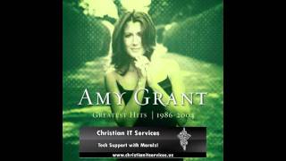 Watch Amy Grant My Jesus I Love Thee video