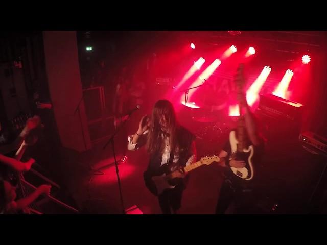 The Hawkins - Fuck You All I'm Outta Here - Live @ Nivå, Örebro (Releaseparty 7/10-17)