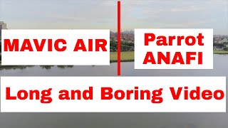 SAMPLE Mavic Air vs Parrot ANAFI - Which is better?