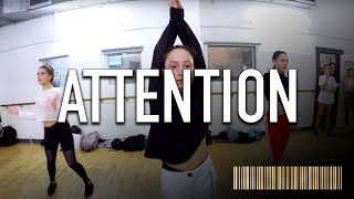 ATTENTION - Todrick Hall Dance | Commercial Choreography #BHchoreo