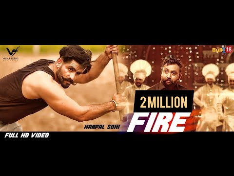 FIRE | Full Song | Harpal Sohi | Sachin Rishi | DJ Flow | VS RECORDS