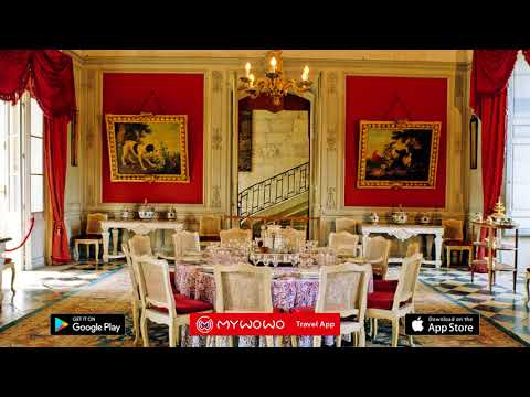 Jacquemart Andre' Museum – Presentation – Paris – Audio Guide – MyWoWo Travel App