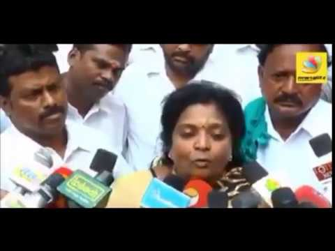 Watch: Troll On Tamilisai Speech