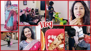 #Vlog | My New Party Wear Sare…