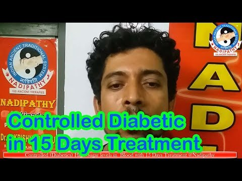 controlled-diabetics-(high-sugar-levels-in-blood)-with-15-days-treatment-@nadipathy