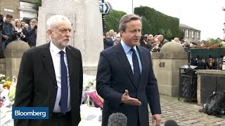 David Cameron Commemorates Life of Slain U.K. Lawmaker Jo Cox