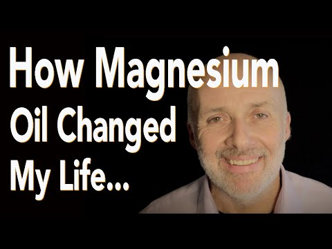 Magnesium Benefits For Women And Men | Magnesium Chloride Oil | Adrian