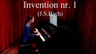 Invention nr.1 (J.S.Bach)