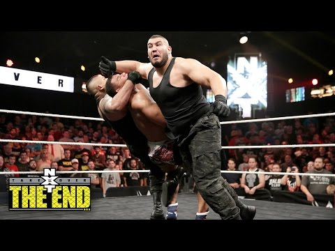 Legend Paul Ellering appears after a mysterious duo attacks American Alpha: NXT TakeOver: The End...