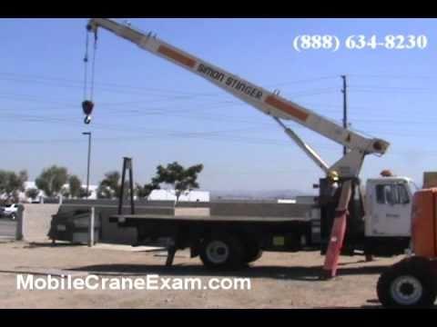 OSHA 1926.1400 Crane Operator Training
