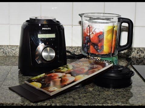Robot de cocina con tecnolog a problend philips hr2099 90 - Robot de cocina philips ...