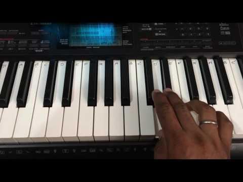 Nahin Kalale Kadhi - Honar Soon Mee Hyaa Ghar Chi - Song Piano Cover Played - Pavan Matai