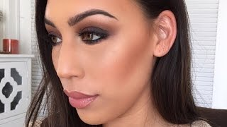 Sultry Smokey Eye Tutorial Thumbnail