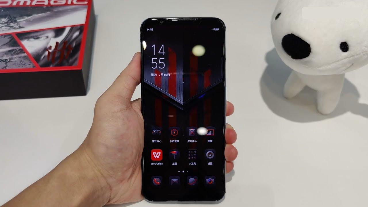 Nubia Red Magic 5S Gaming Phone Unboxing   PUBG Test   Camera Test ...