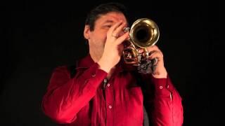 Олег Степурко - презентация трубы в школе Affettuoso [HD]