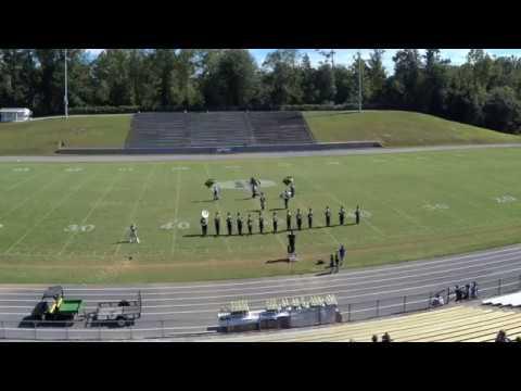 2018 Mud Creek Marching Festival: Carbon Hill High School Band