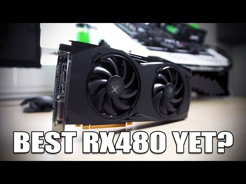 This RX 480 DOESN'T SUCK!