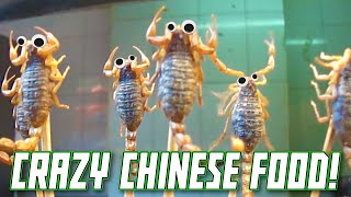 A Hermit In CHINA! Ep 01 - 'Bizarre Foods In China!!!'