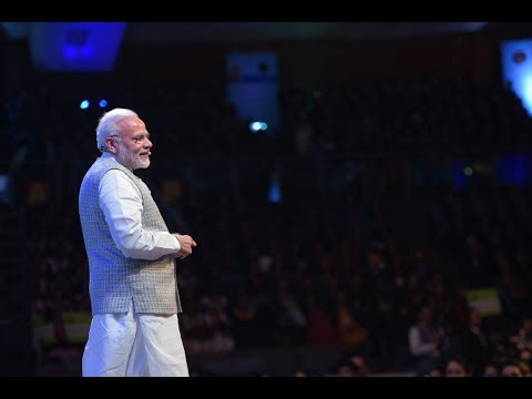 PM Modi's speech at interaction with students on stress free examinations