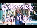 ALL ABOUT MY NYC SUMMER INTERNSHIP // Summer 2017 Reflection • Lottie Smalley