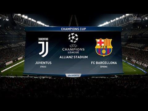 Juventus FC vs FC Barcelona |Champions League 22/11/2017| FIFA 18 Predicts - by Pirelli7