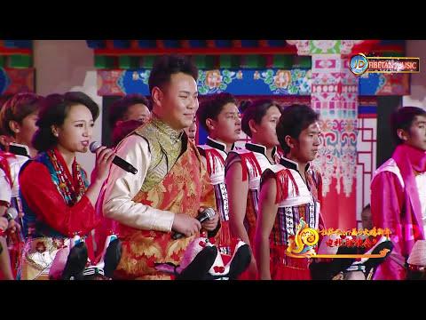 TIBETAN LHASA CITY LOSAR 2017 CELEBRATION ལྷ་ས་གྲོང་ཁྱེར་༢༠༡༧ ལོའི་ལོ་གསར།