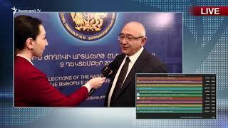 ԼՈՒՐԵՐ 9.00 | ՀՀԿ-ն չի հաղթահարում անցողիկ շեմը | «Ազատություն» TV | 10.12.2018