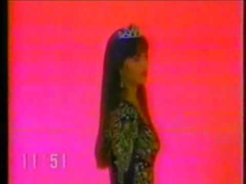 Miss World 1992 - Crowning Moment