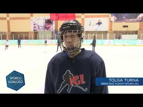 Sporcu Günlüğü | Buz Hokeyi - Tolga TURNA