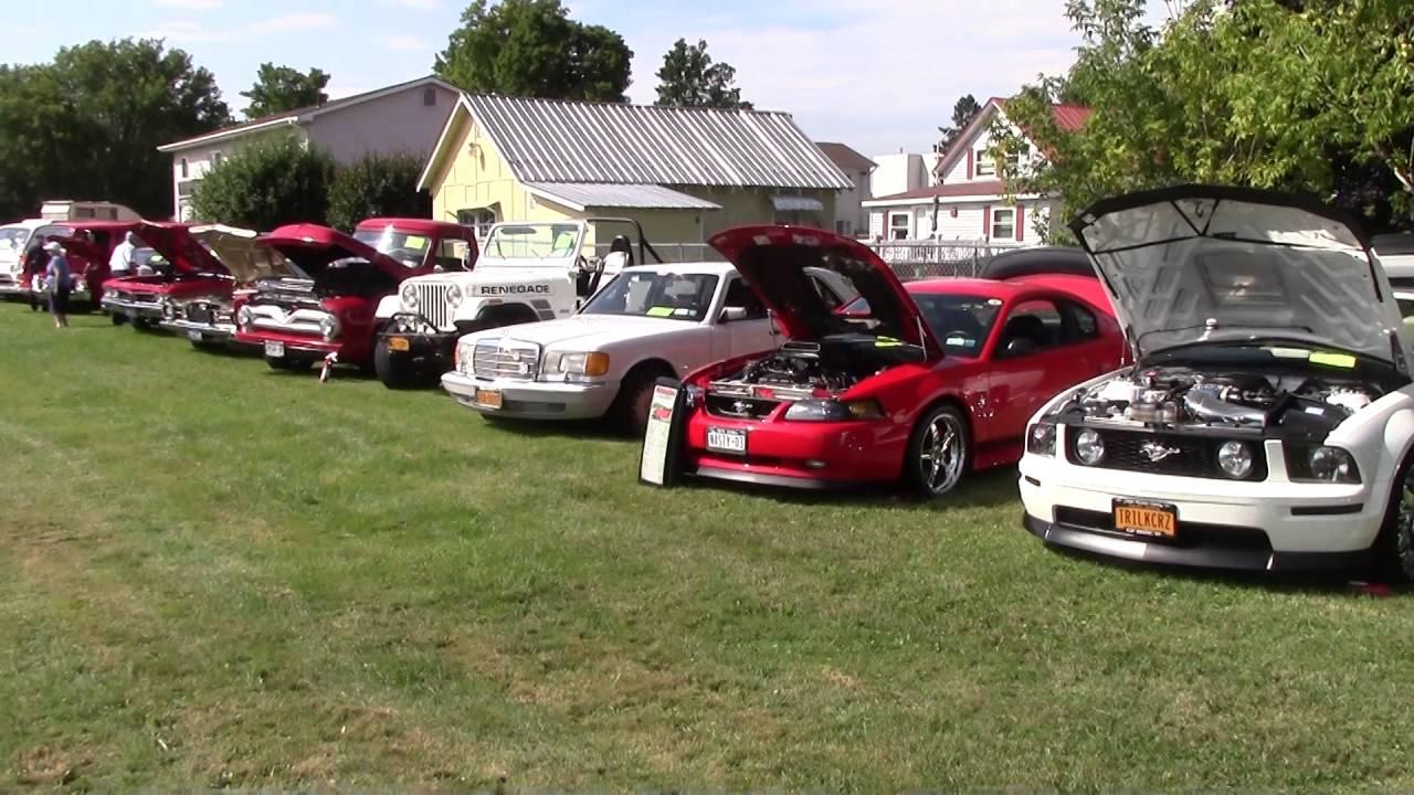 St. Patrick's Car Show  8-21-16