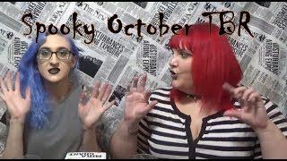 Spooky October TBR