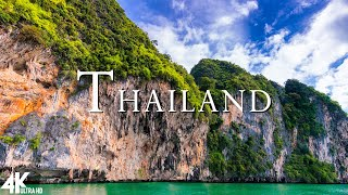 Thailand 4K - Scenic Relaxation Film With Calming Music
