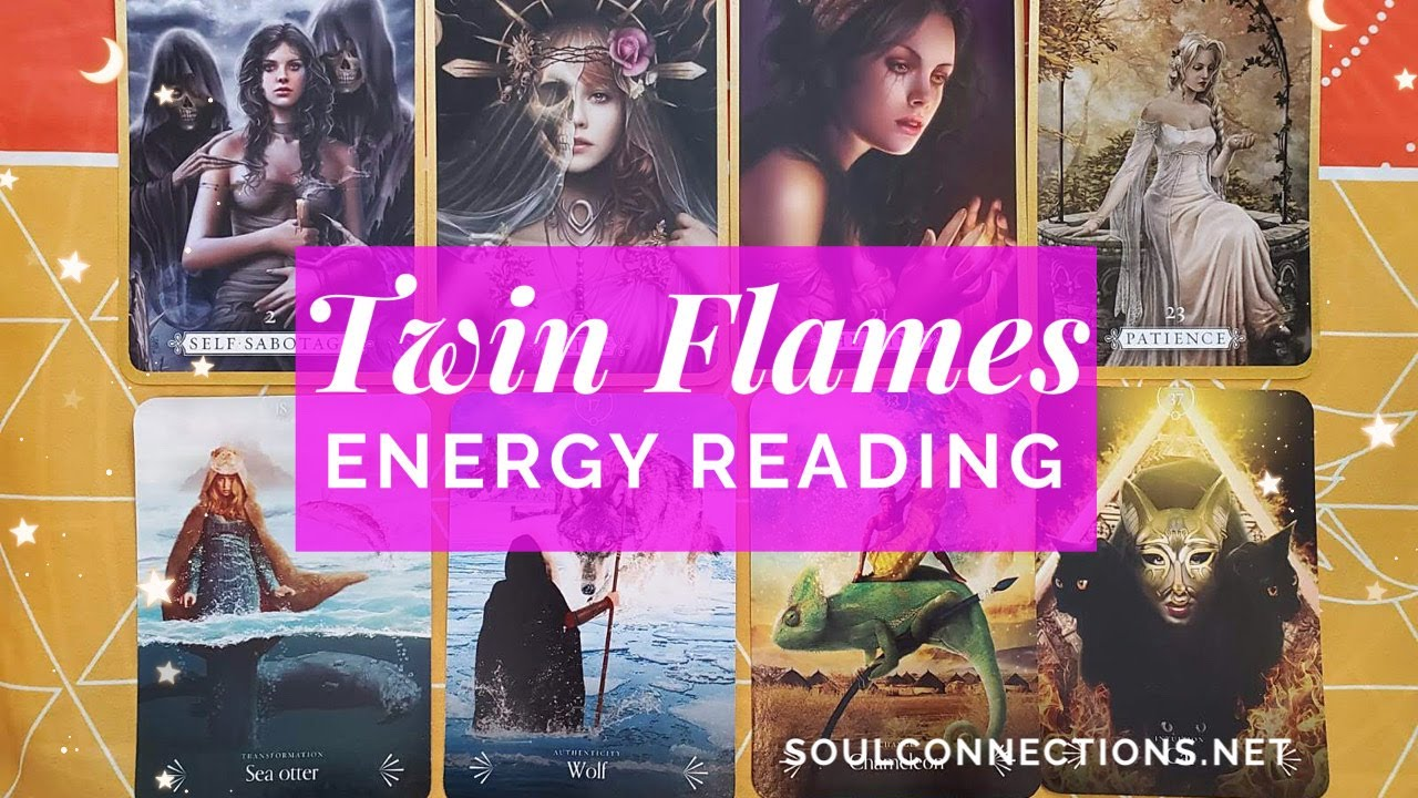 🔥 TWIN FLAMES READING 🔥  Releases & Surenders Fear - Uncovers Truth ❤️  Preparing for UNION