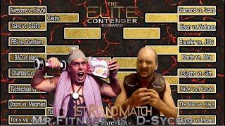 1st Round Of Elite Contender: Mr.Fitness vs D-Sycho (Saturday Night Showcase)