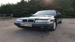 My Rover 827 Sterling Interior Chat & Walkaround