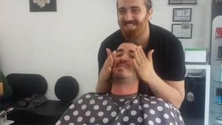 Bİr berber sakal & aĞda ( bİr erkeĞİn drami )