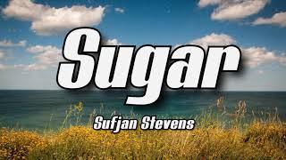 Sufjan Stevens - Sugar (Lyrics)