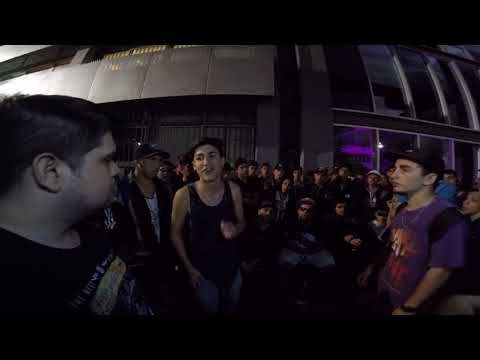 LLES vs HOPPER vs CILL - 8vos EL PINTAGONO 29/11