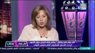 النائبة نادية هنري : هل ازدراء الاديان موجود لمنع الاجتهاد بالدين فقط !