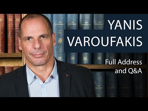 Yanis Varoufakis | Full Address & Q&A | Oxford Union