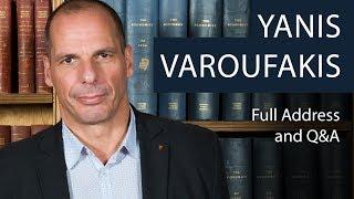 Yanis Varoufakis   Full Address & Q&A   Oxford Union