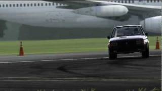 Forza Motorsport 4 Top Gear Power Laps: 1986 Dodge Shelby Omni GLHS