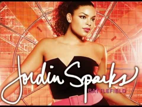 Battlefield - Jordin Sparks (Speed up)