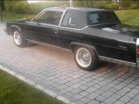 1984 Cadillac Fleetwood Brougham Coupe 4K Original Miles - YouTube