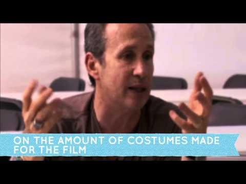Jeffrey Kurland - Costume Designer on Beautiful Creatures